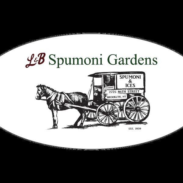 Photo taken at L&B Spumoni Gardens by L&B Spumoni Gardens on 9/9/2014