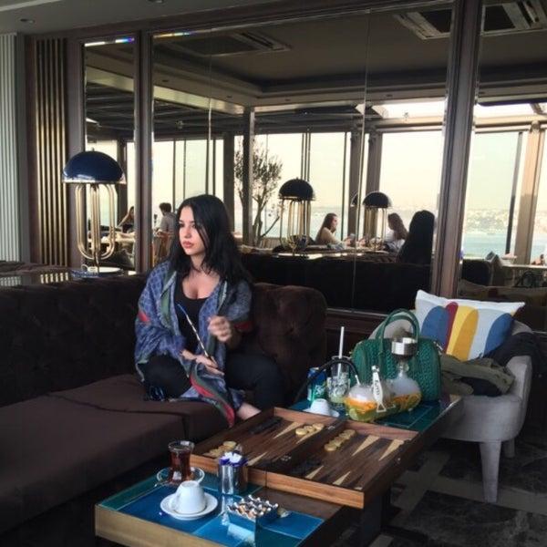 4/13/2016 tarihinde Simge P.ziyaretçi tarafından Anjer Hotel Bosphorus'de çekilen fotoğraf