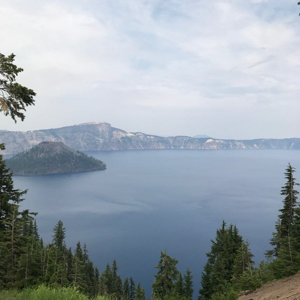 Photo taken at Crater Lake National Park by Rahul M. on 8/6/2017