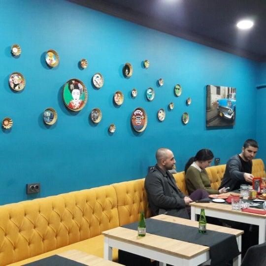 1/30/2017 tarihinde Irfan M.ziyaretçi tarafından MadNut Cafe&Casual Dining'de çekilen fotoğraf