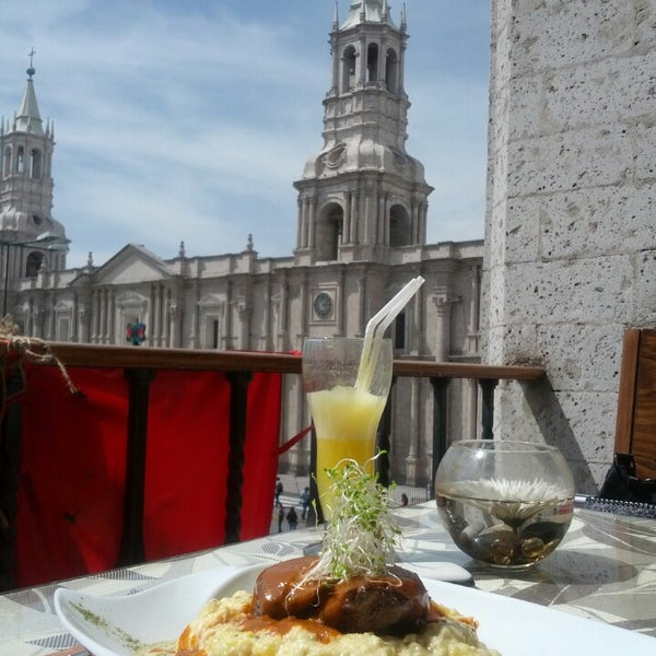 Where's Good? Holiday and vacation recommendations for Arequipa, Peru. What's good to see, when's good to go and how's best to get there.