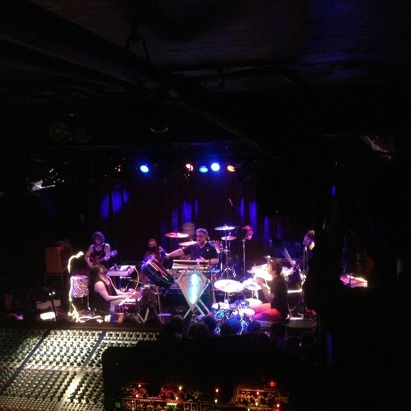 Photo taken at Paradise Rock Club by Michael M. on 3/2/2013