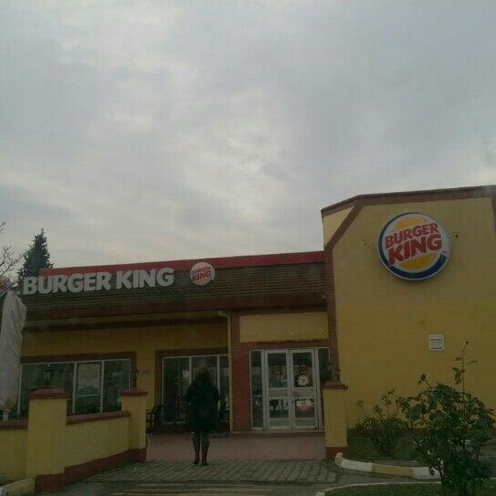 Photo taken at Burger King by Birtan T. on 1/29/2016