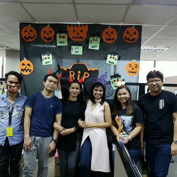Photo taken at GMA Network Center by Mark E. on 10/26/2016