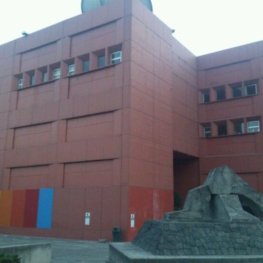 Photo prise au Universum, Museo de las Ciencias par Uriel A. le12/31/2012