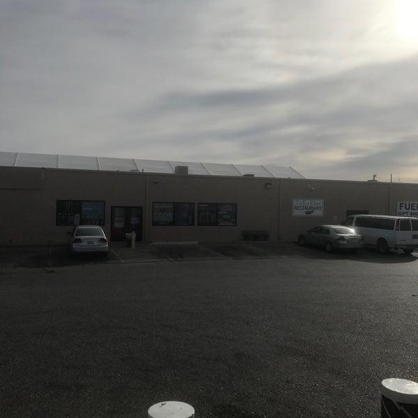 Photo taken at Moapa Paiute Travel Plaza / Chevon Gas by Jim O. on 4/23/2017