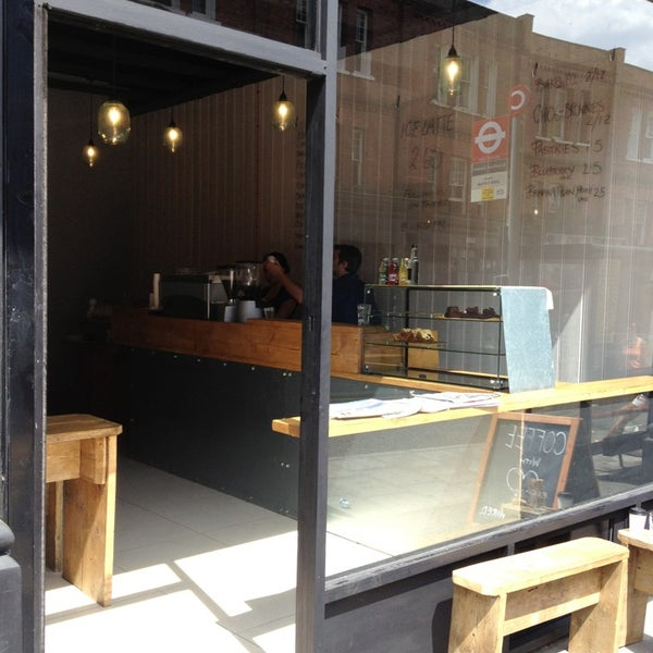 Photos at Wired Co. - Coffee Shop in West Hampstead, London ...