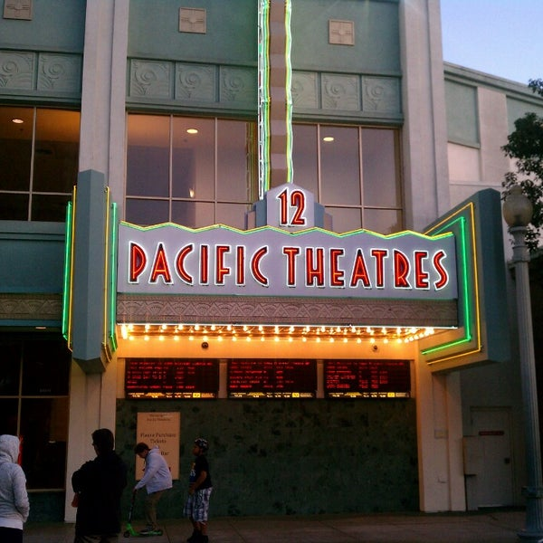 Photo taken at Pacific Theaters Culver Stadium 12 by JT T. on 2/24/2013