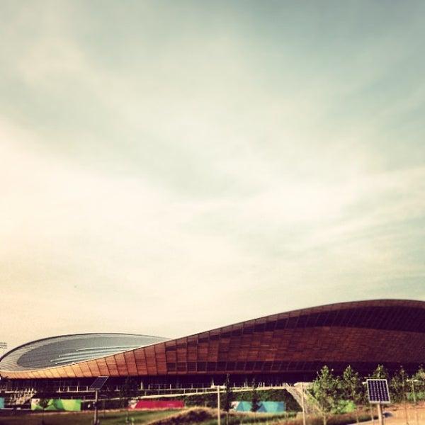8/28/2013 tarihinde Daniel N.ziyaretçi tarafından Queen Elizabeth Olympic Park'de çekilen fotoğraf