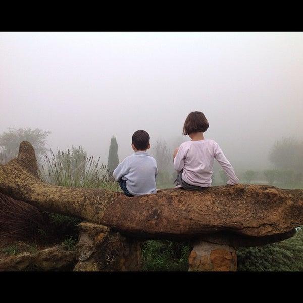 Das Foto wurde bei Agriturismo Poggio Pistolese von Simone G. am 9/30/2012 aufgenommen