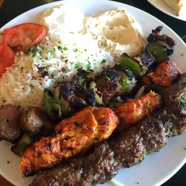 Aladdin mediterranean restaurant middle eastern for Aladdin middle eastern cuisine