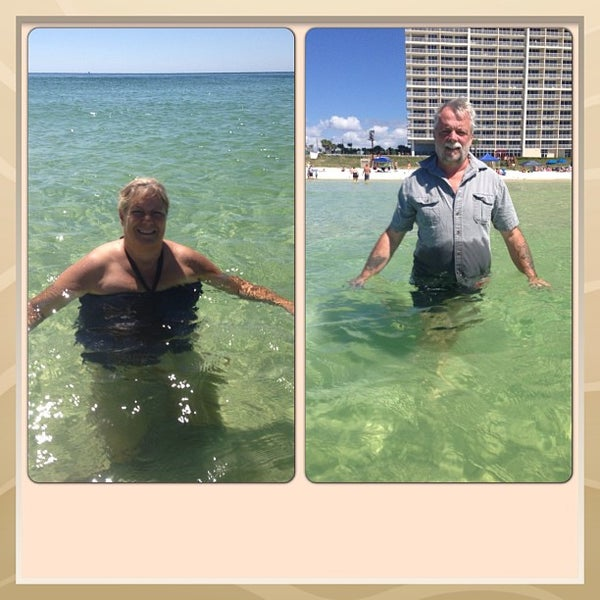 Photo taken at Majestic Beach Resort Panama City Beach by Mary W. on 9/28/2013