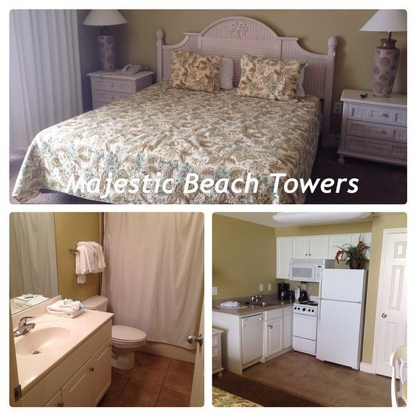 Photo taken at Majestic Beach Resort Panama City Beach by Mary W. on 8/29/2014