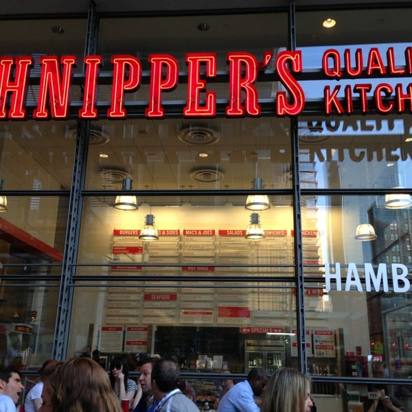 Photo taken at Schnipper's Quality Kitchen by kiran l. on 4/9/2013