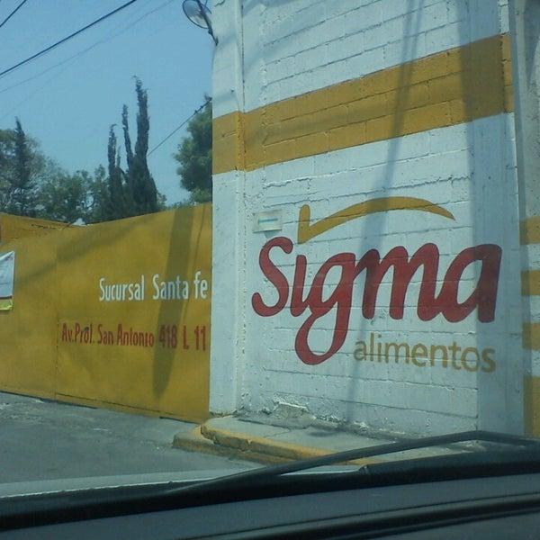 Sigma alimentos cedi santa fe 73 visitantes - Empleo sigma alimentos ...