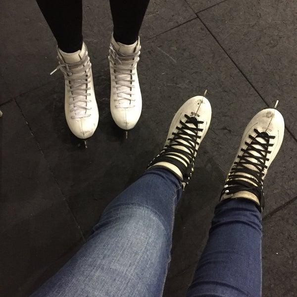 Снимок сделан в Айс Холл / Ice Hall пользователем Kseniia S. 1/29/2016