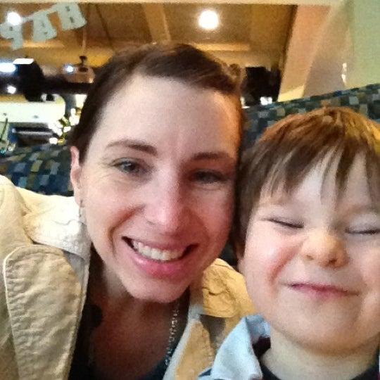 Photo taken at Bluestone Restaurant by Wendy M. on 12/31/2012