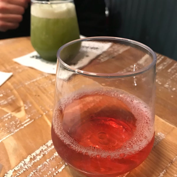 They have wine, beer and a cocktail of the month!