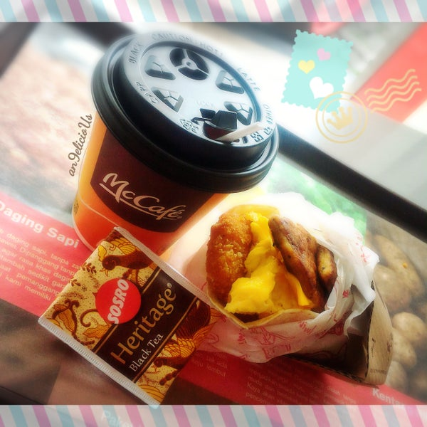 Photo taken at McDonald's by NEetha D. on 4/3/2017