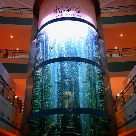 Photo taken at Mushrif Mall by APRILIDER on 7/19/2012