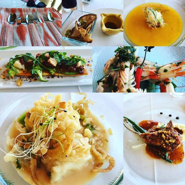 Elegimos el menú Miceli, estuvimos comiendo 2 horas, cada plato mejor que el anterior. Un trato exquisito, muy personal. En resumen, genial