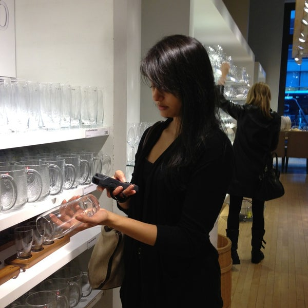 Photo taken at Crate and Barrel by Raj S. on 1/19/2013
