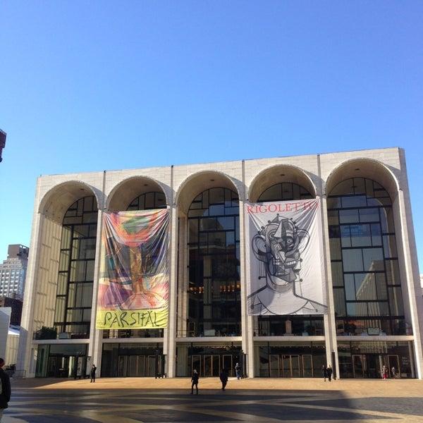 1/26/2013にKelseyがLincoln Center for the Performing Artsで撮った写真