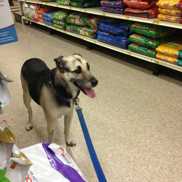 Photo taken at PetSmart by Ainsley J. on 2/22/2013