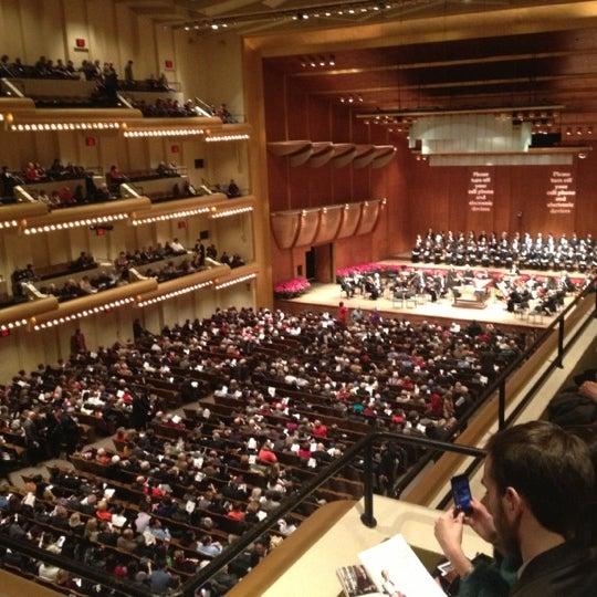 12/22/2012にEdward K.がLincoln Center for the Performing Artsで撮った写真