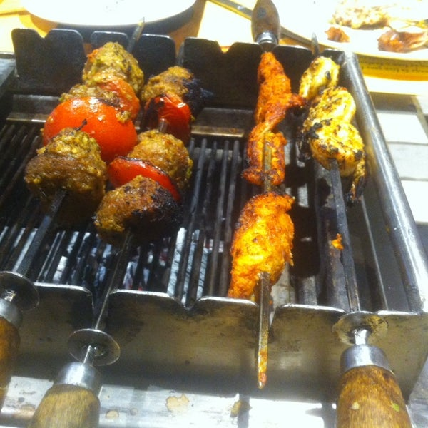 Photo taken at Absolute Barbecues (ABs) by SHASHI on 1/5/2014