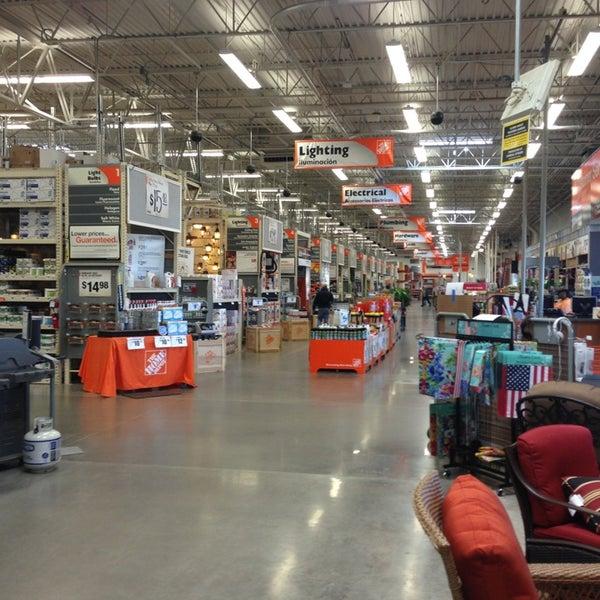 The Home Depot 2801 Wood Ridge Blvd