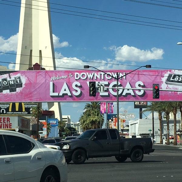 Photo taken at Downtown Las Vegas by SK R. on 8/13/2017