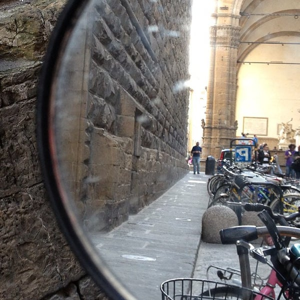 Photo taken at Uffizi Gallery by TooMuchTuscany on 4/20/2013