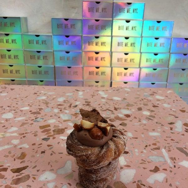 Das Foto wurde bei Supermoon Bakehouse von Sandra G. am 10/14/2017 aufgenommen