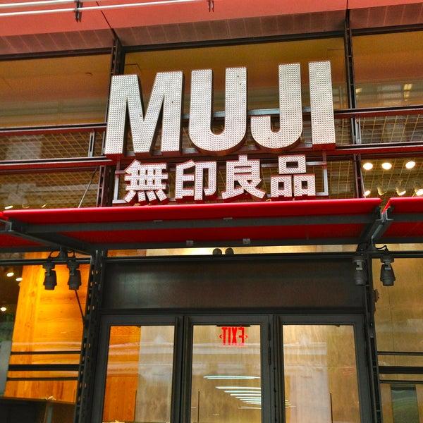 Muji Theater District New York Ny