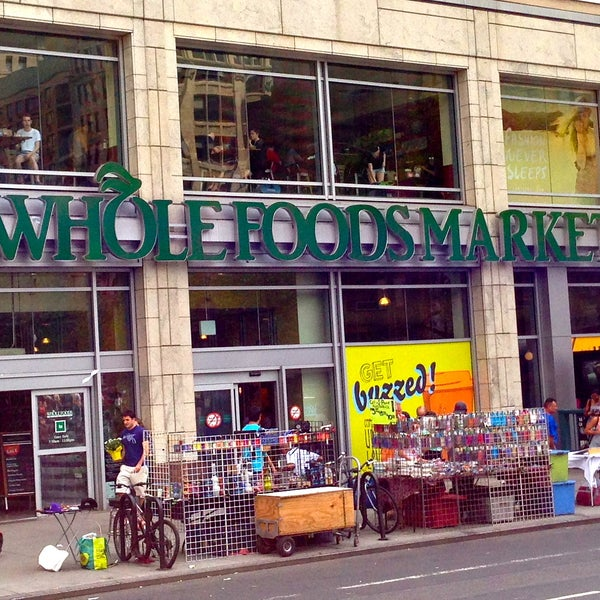 Whole Foods Bowery Street Nyc