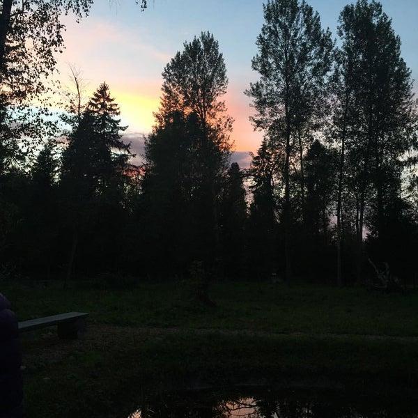 Снимок сделан в Арт-усадьба «Веретьево» пользователем Олеся В. 8/29/2015
