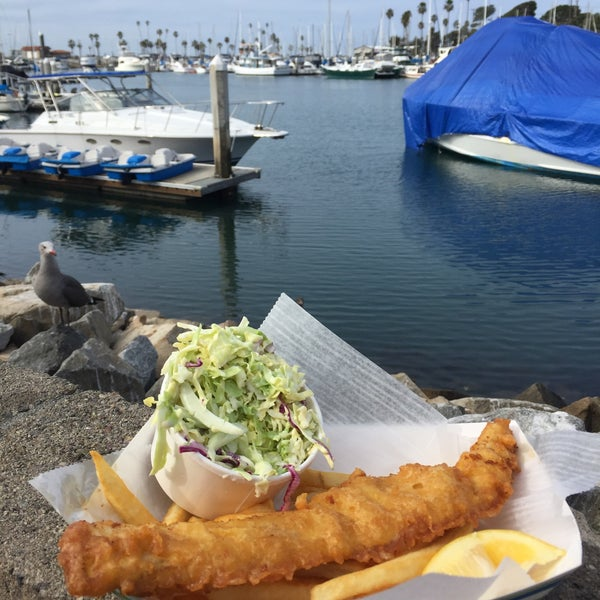 Photo taken at Harbor Fish and Chips by Melissa K. on 1/9/2016