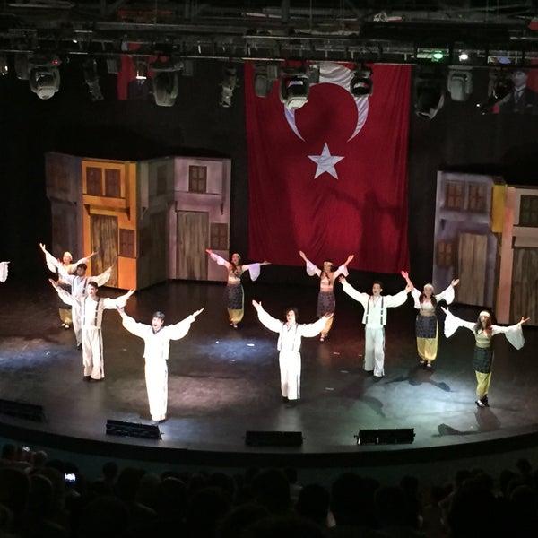 8/22/2017 tarihinde Gökhan B.ziyaretçi tarafından LykiaWorld & LinksGolf Antalya'de çekilen fotoğraf