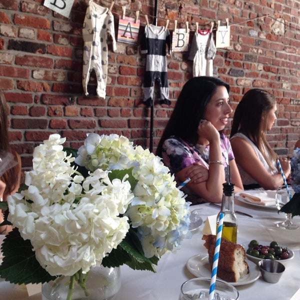 Photo taken at Frankies 457 Spuntino by Amy on 9/6/2014