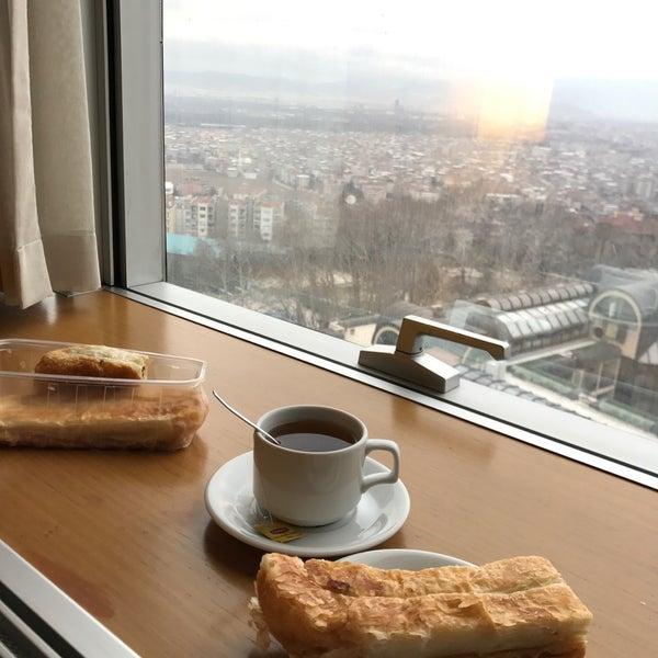2/11/2017 tarihinde Hande Y.ziyaretçi tarafından Anatolia Hotel'de çekilen fotoğraf