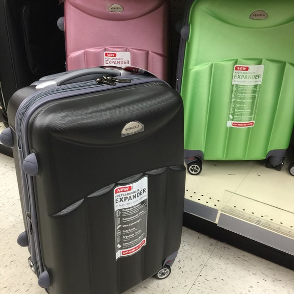 The even have pretty decent luggage.