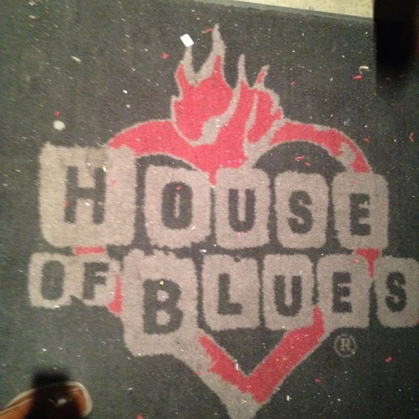 Foto scattata a House of Blues da Matt B. il 2/17/2013
