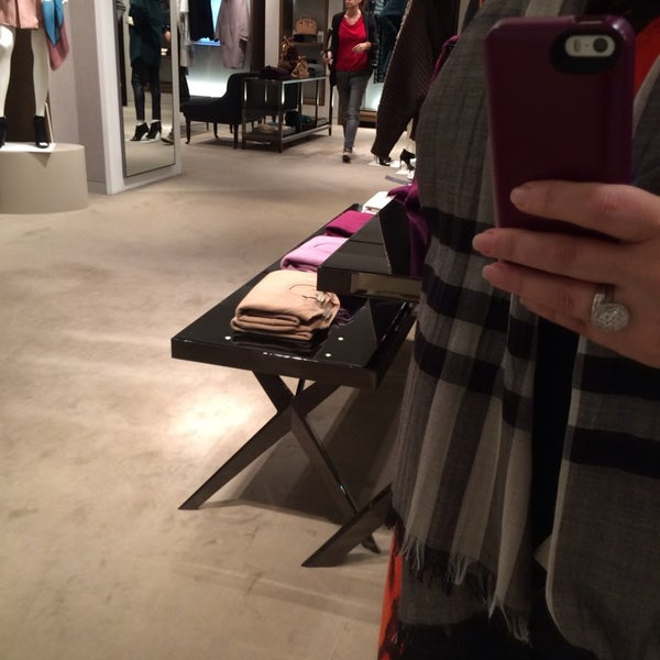 Photo taken at Burberry by Taghreed J. on 11/17/2014