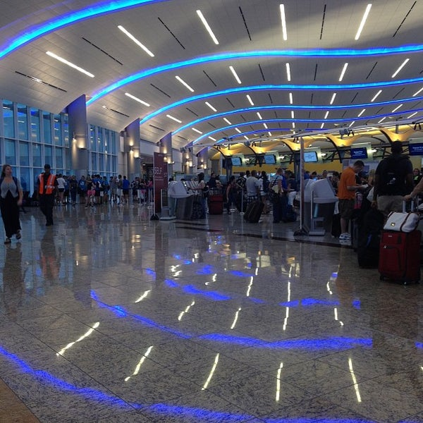 Photo taken at Hartsfield-Jackson Atlanta International Airport (ATL) by Nicole S. on 7/13/2013