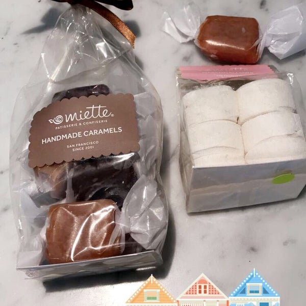 Photo taken at Miette Patisserie by KaylanS on 5/10/2017