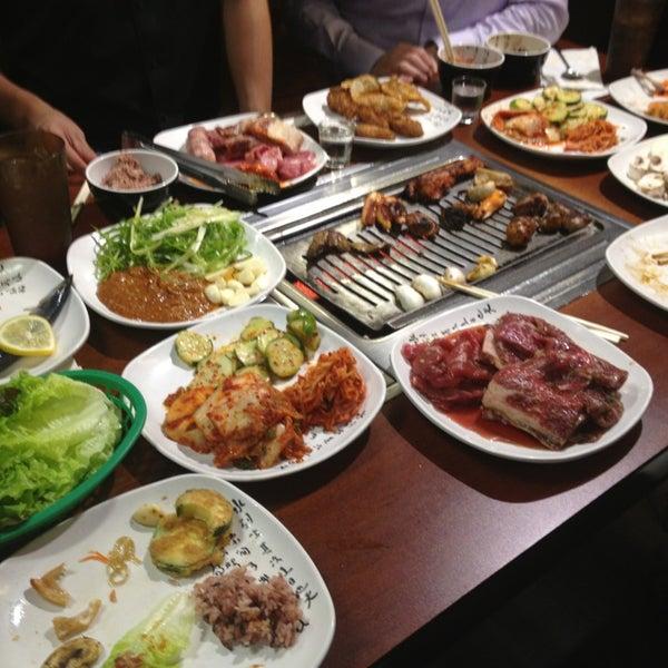 Picnic Garden Korean Bbq Now Closed Korean Restaurant In Englewood Cliffs