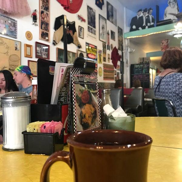 Main Street Cafe Spencer In