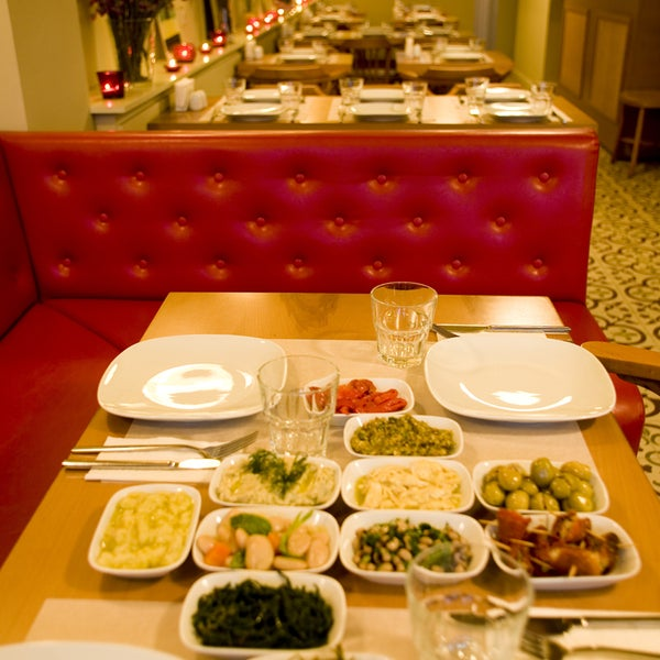 Photo taken at Sıdıka Meze Restoranı by Sıdıka Meze Restoranı on 10/2/2014