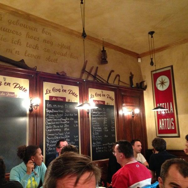 le coq en p 226 te restaurant in centre ville nantes